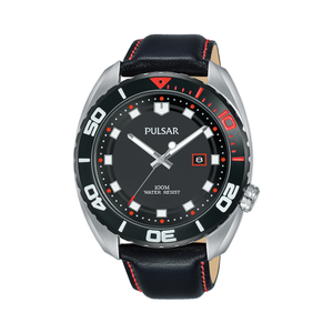 Pulsar PG8287X Stainless Steel Mens Watch