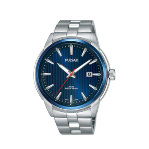 Pulsar PS9583X Stainless Steel Mens Watch