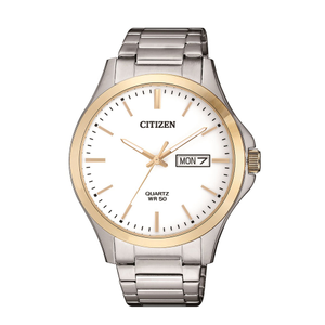 Citizen BF2006-86A Rose Gold Plated Stainless Steel Mens Watch
