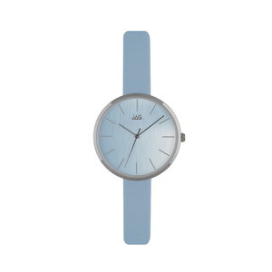 Jag Julia J2189 Blue Leather Womens Watch