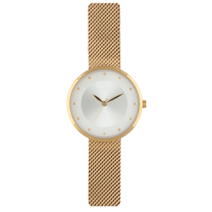 Jag Ellie J2215A Gold-Tone Womens Watch