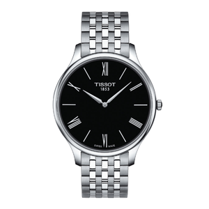 Tissot Tradition T0634091105800 Stainless Steel Mens Watch
