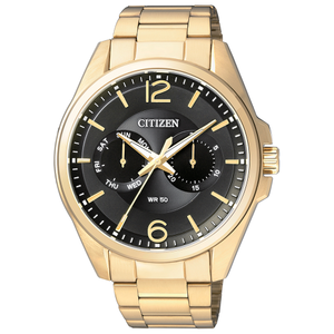 Citizen AG8322-50E Gold Stainless Steel Mens Watch