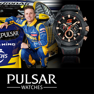 Pulsar Limited Edition PT3A19X1 Supercars Mens Watch