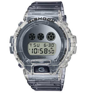 G-Shock DW-6900SK-1DR Clear Resin Mens Watch