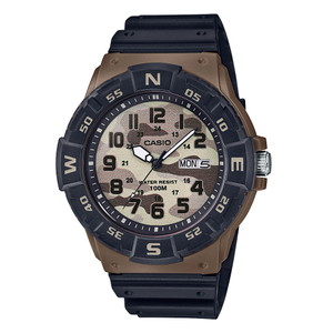 Casio MRW220HCM-5B Black Resin Youth Watch