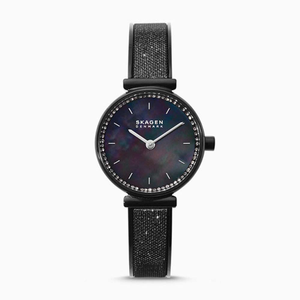 Skagen Annelie SKW2792 Black Stainless Steel Womens Watch