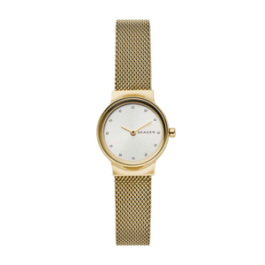 Skaken Freja SKW2717 Gold Stainless Steel Womens Watch
