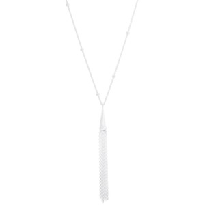 Sterling Silver Fancy Tassel 47cm Chain