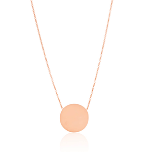 Gold Plated Sterling Silver Pendant With 40 + 2.5cm Chain