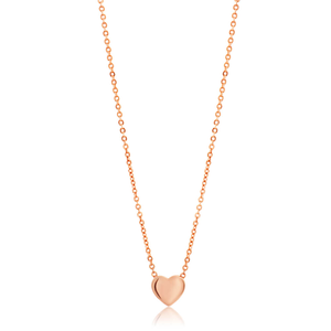 Gold Plated Sterling Silver Pendant With 40 + 5cm Chain