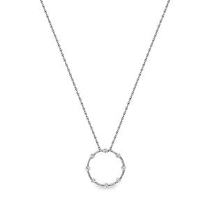 Georgini Asti Cubic Zirconia Pendant Chain