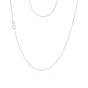 Sterling Silver 45cm Snake Chain