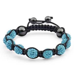 Shambhala FancyAqua Dream Bracelet