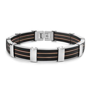 Forte Stainless Steel 21cm Bracelet