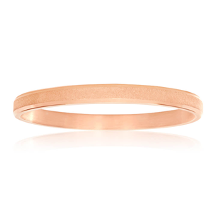 Gold Plated Stainless Steel Bangle