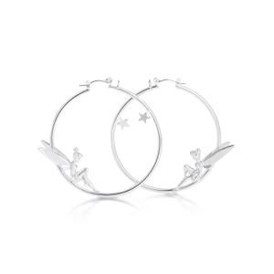 DISNEY Tinkerbell Hoop Earrings