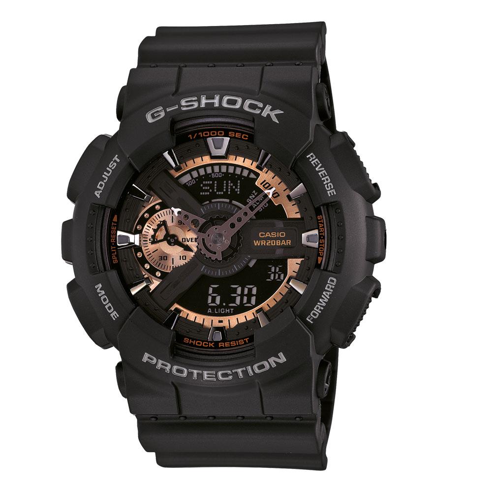 Casio GA110RG-1A G-Shock Mens Watch