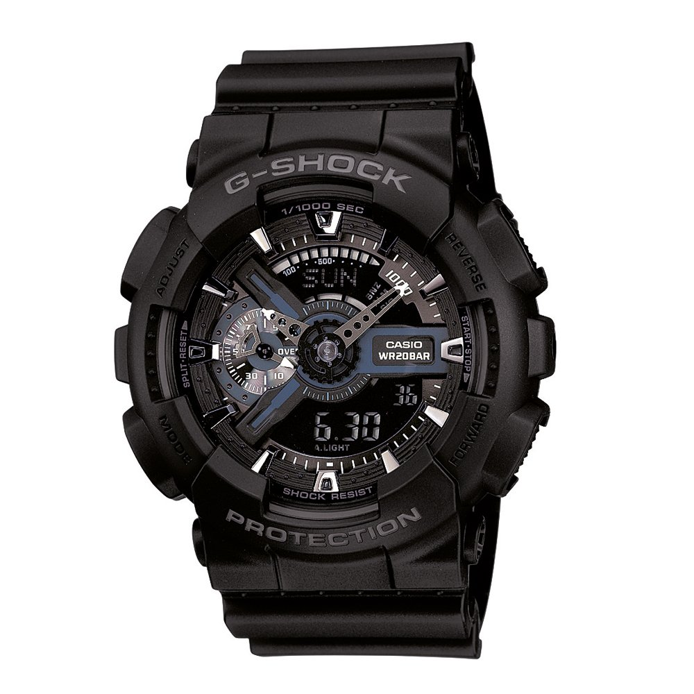 Casio GA110-1B G-Shock Mens Watch