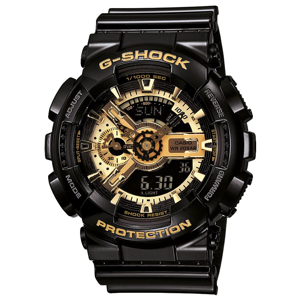 G-Shock GA110GB-1A Mens Watch