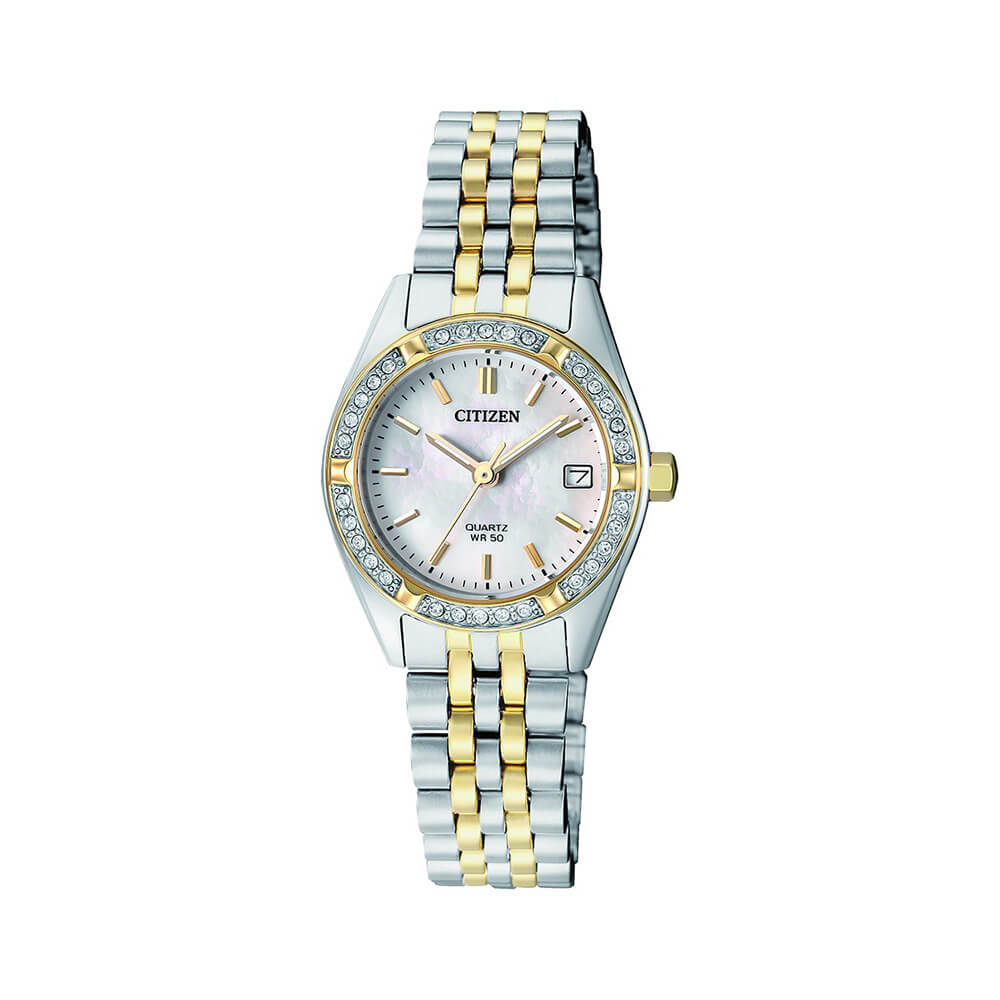 Citizen EU6064-54D Crystal Set Womens Watch