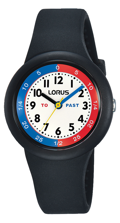 Lorus RRX91EX-9 Time Teacher Kids Watch