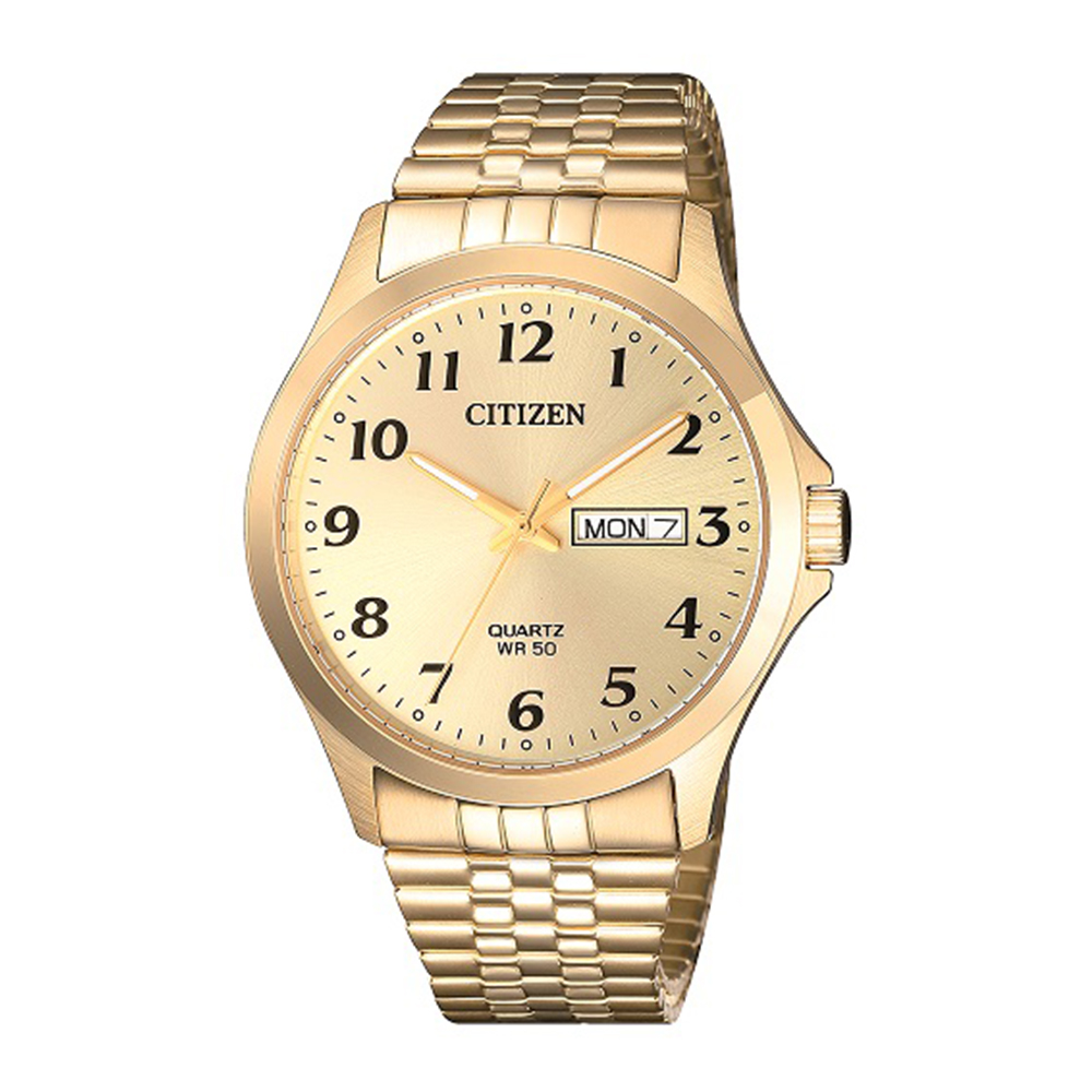 Citizen BF500299P Gold Mens Watch