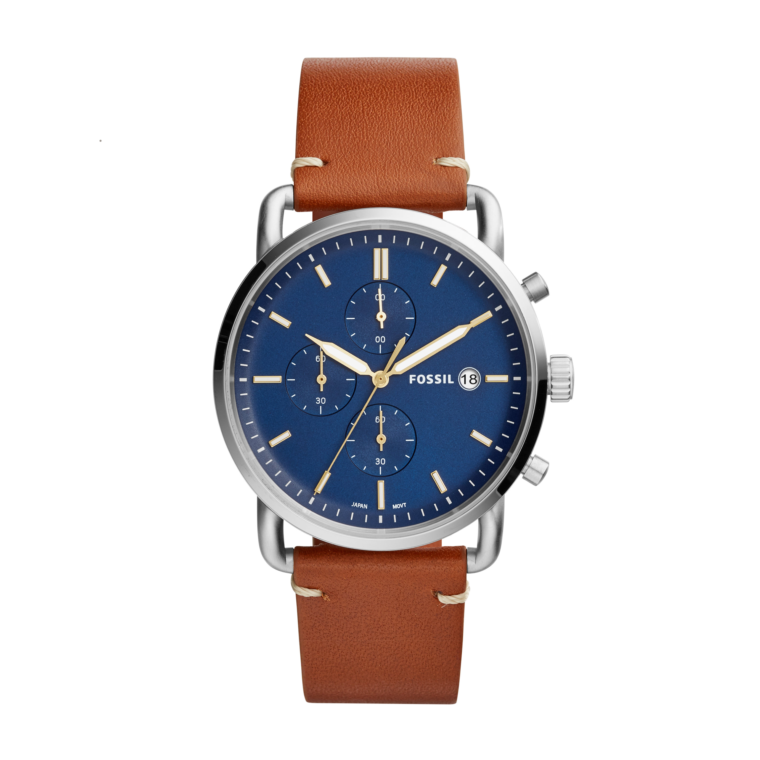 Fossil FS5401 Mens Chronograph Watch
