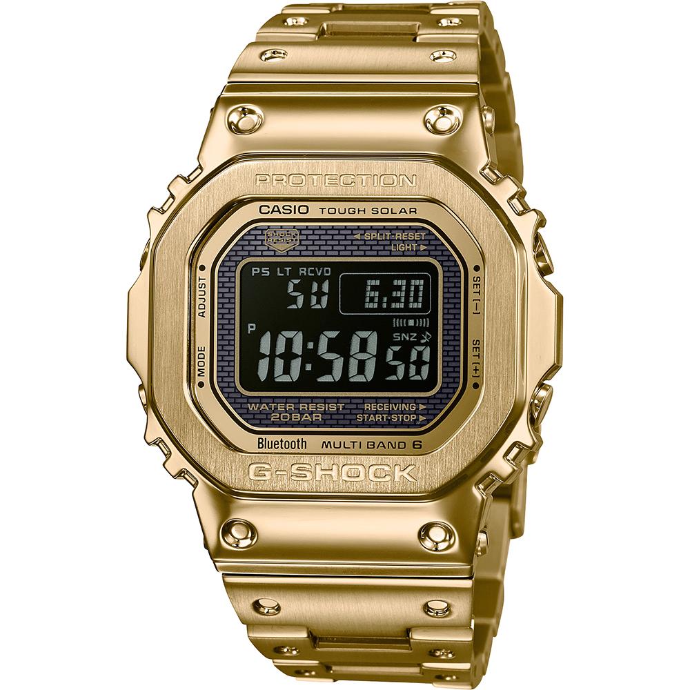 G-SHOCK Premium Full Metal GMWB5000GD-9D Smartphone Link Mens Watch