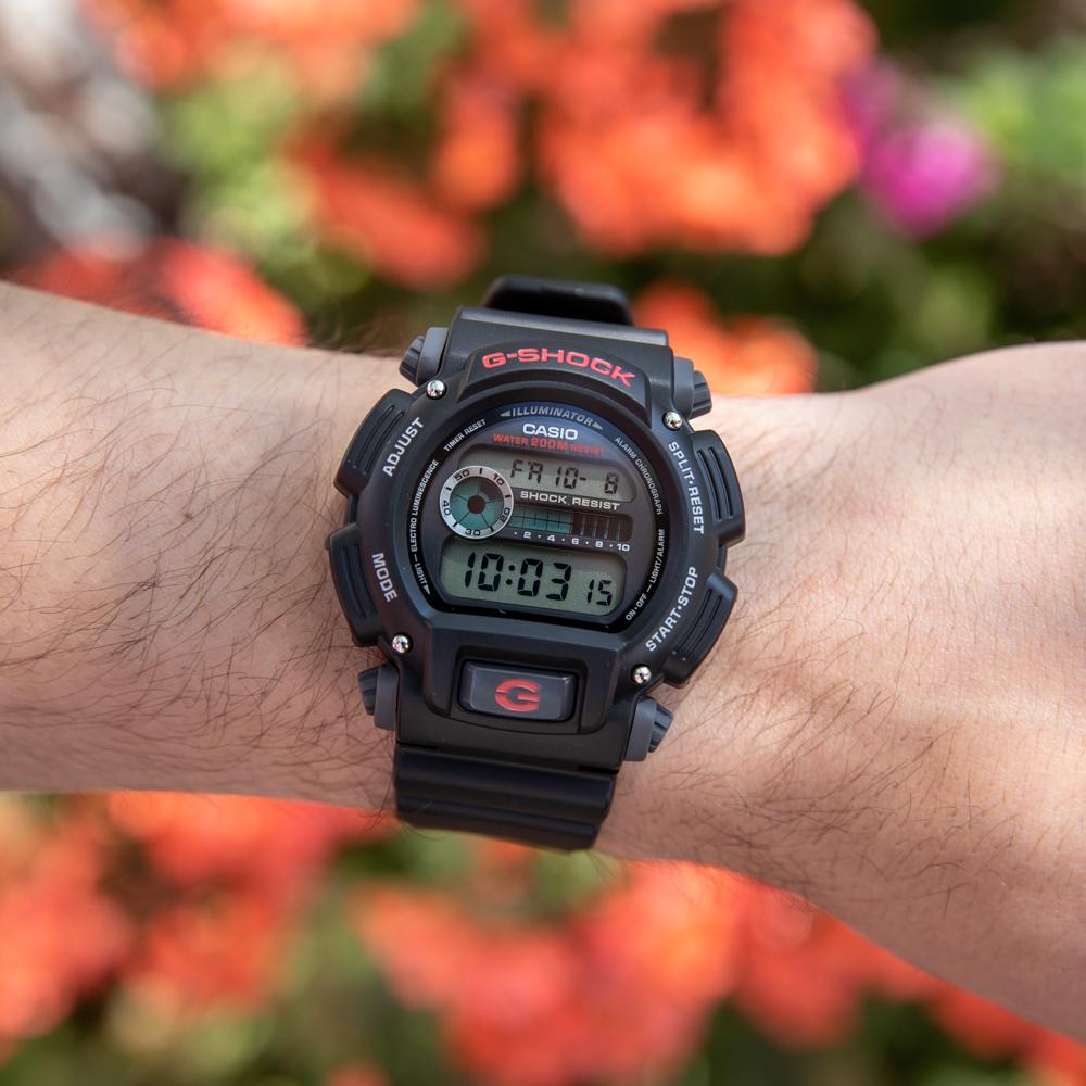 G-Shock DW9052-1 Mens Watch