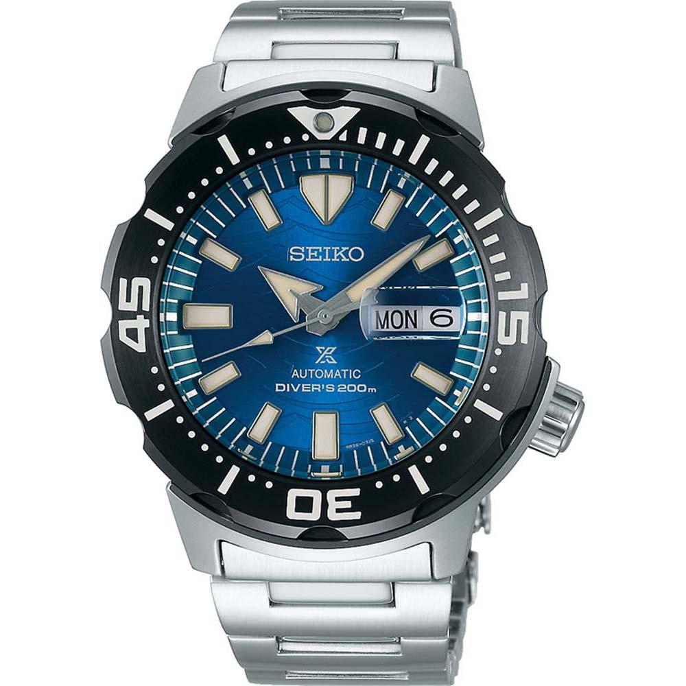 Seiko Monster Prospesx SRPE09K Save The Ocean Speical Edition  Mens Watch