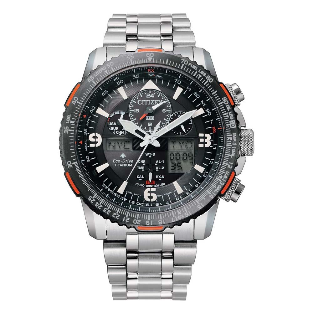 Citizen Promaster JY8109-85E Mens Chronograph Watch