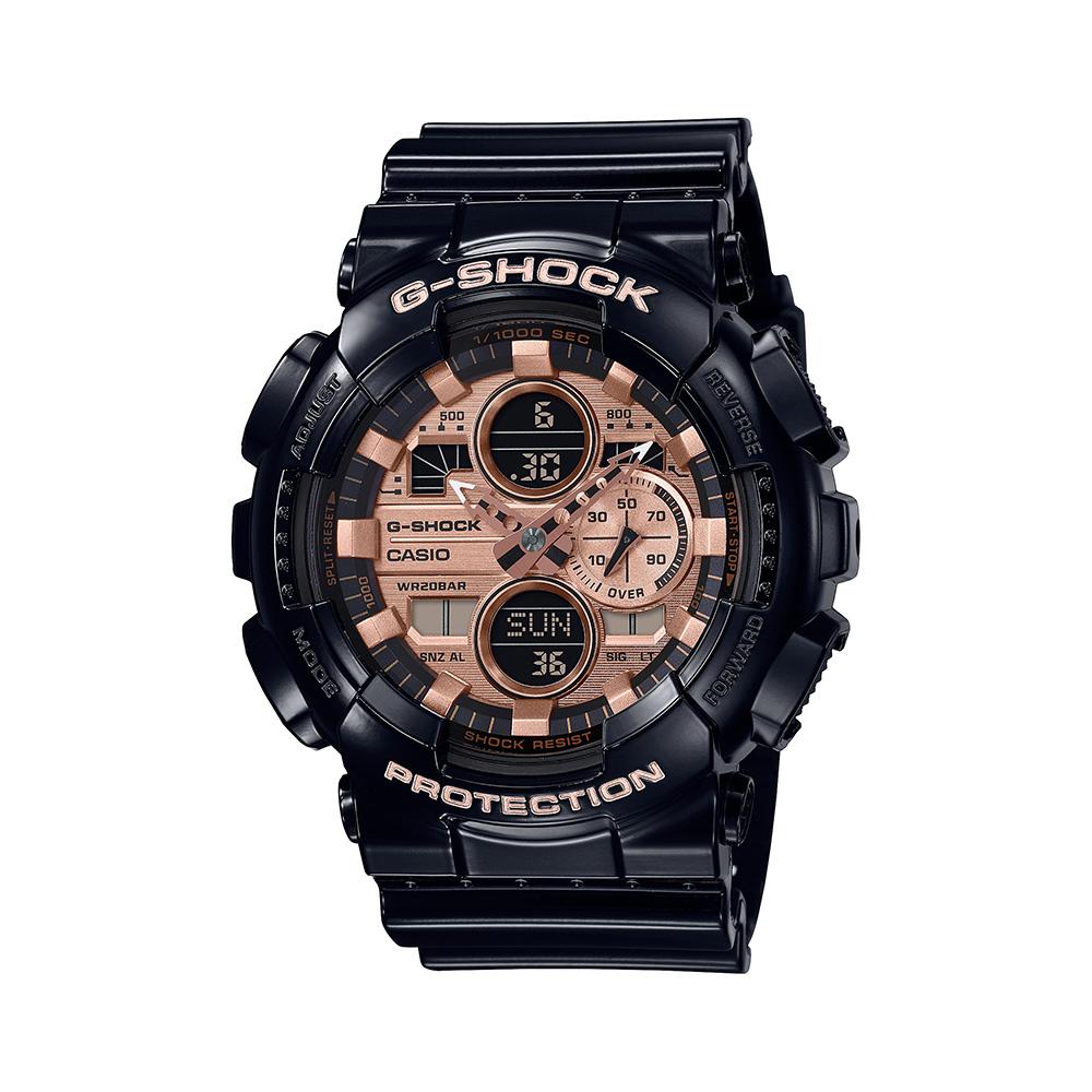 G-Shock GA140GB-1A2 Mens Digital Watch
