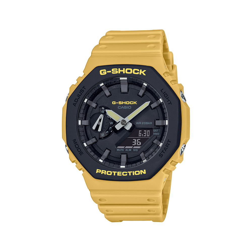 G-Shock GA2110SU-9A Digital Mens Watch