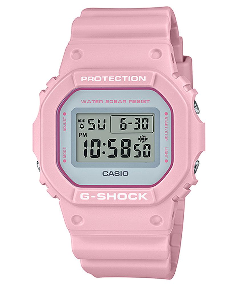 Casio G-Shock DW5600SC-4D Pink Digital Youth Watch