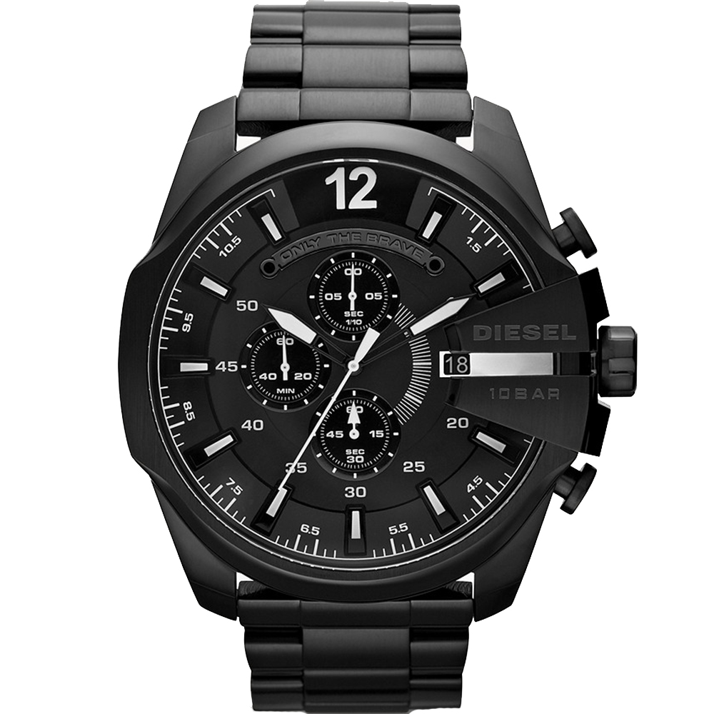 Diesel Mega Chief DZ4283 Chronograph Mens Watch
