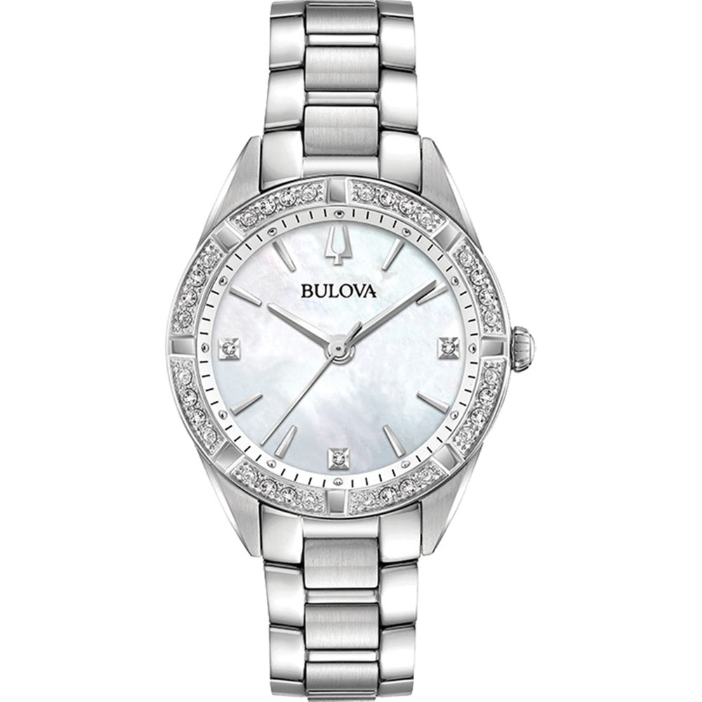 Bulova 96R228 Diamond Womens Watch