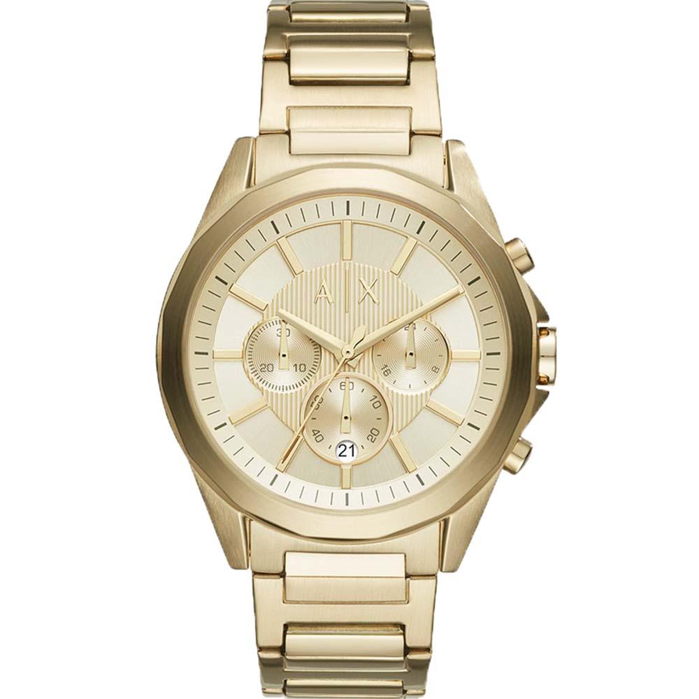 Armani Exchange Drexler AX2602 Chronograph 100 Metres Water Resistant Mens Watch