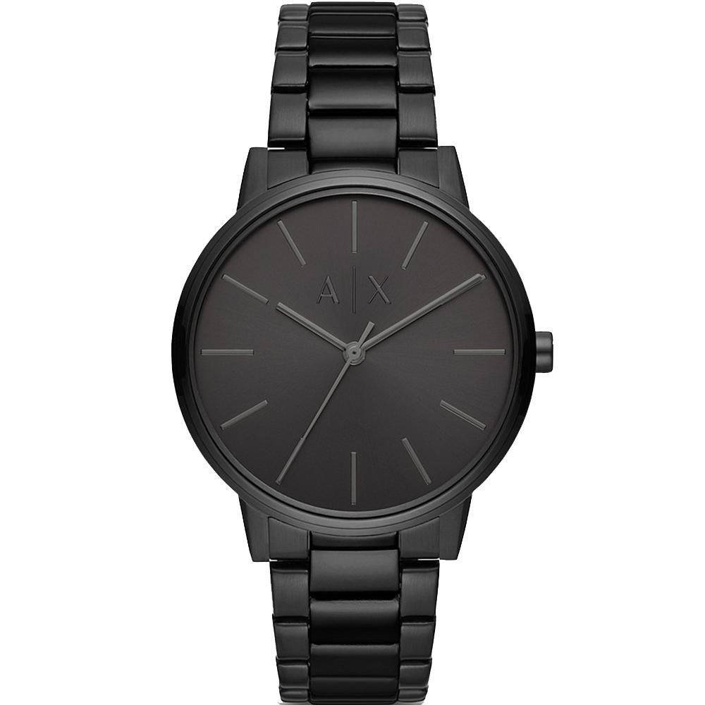 Armani Exchange Cayde AX2701 Black 50 Metres Water Resistant Mens Watch