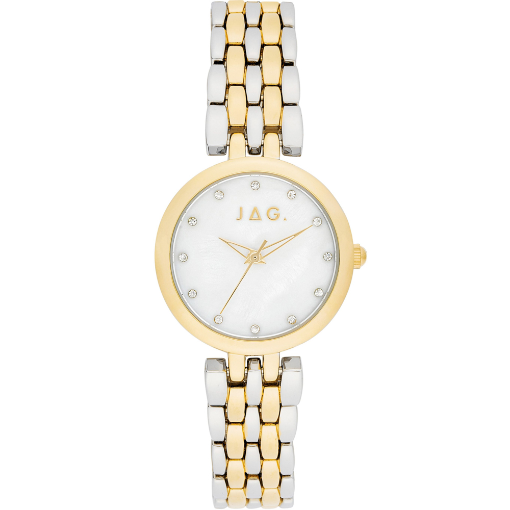 Jag Madeline 748 0766 Two Tone Ladies Watch