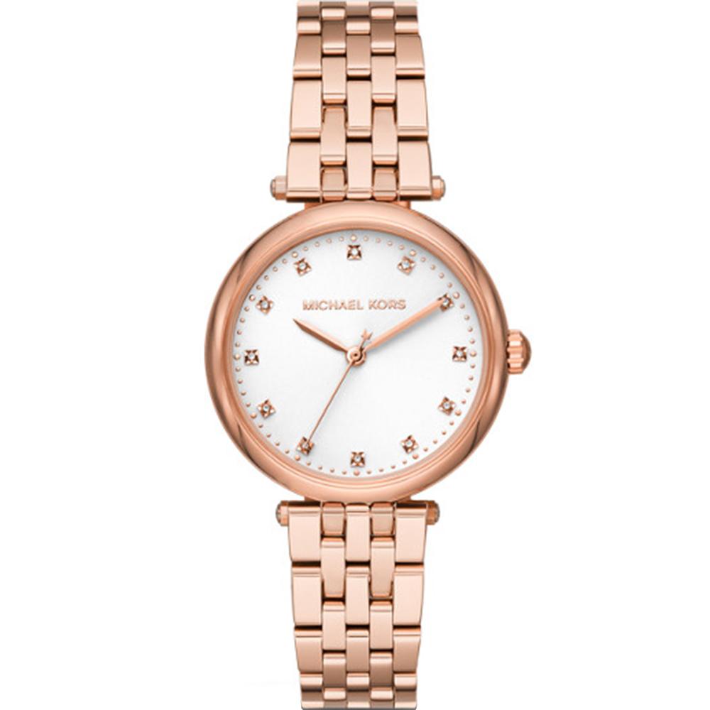 Michael Kors Darci Diamond MK4568 Rose Tone Womens Watch