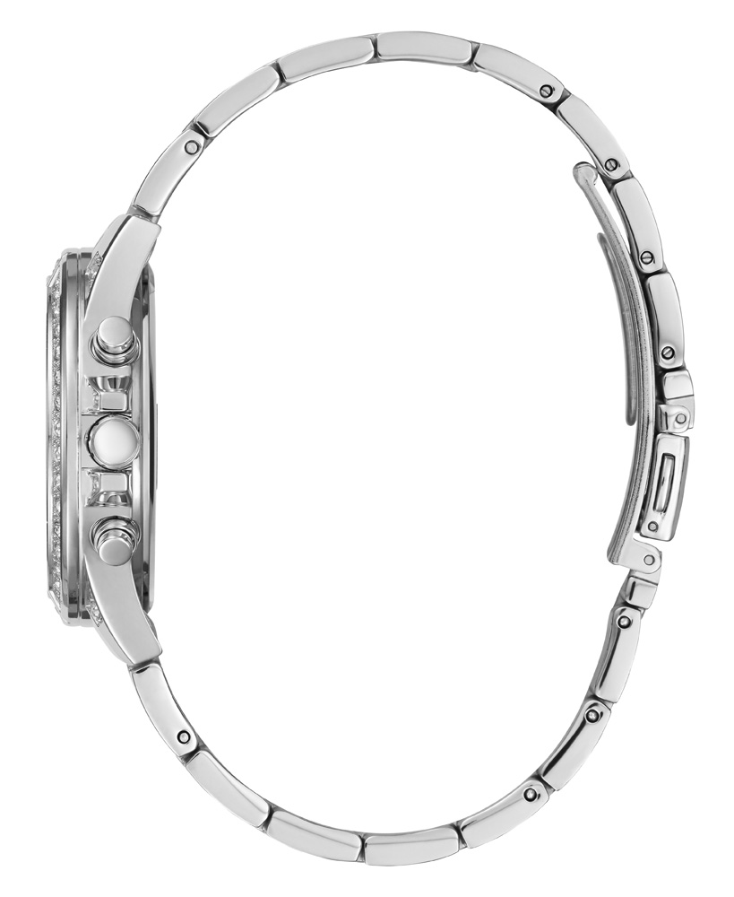 Guess Gemini W1293L1 Silver Chronograph Womens watch