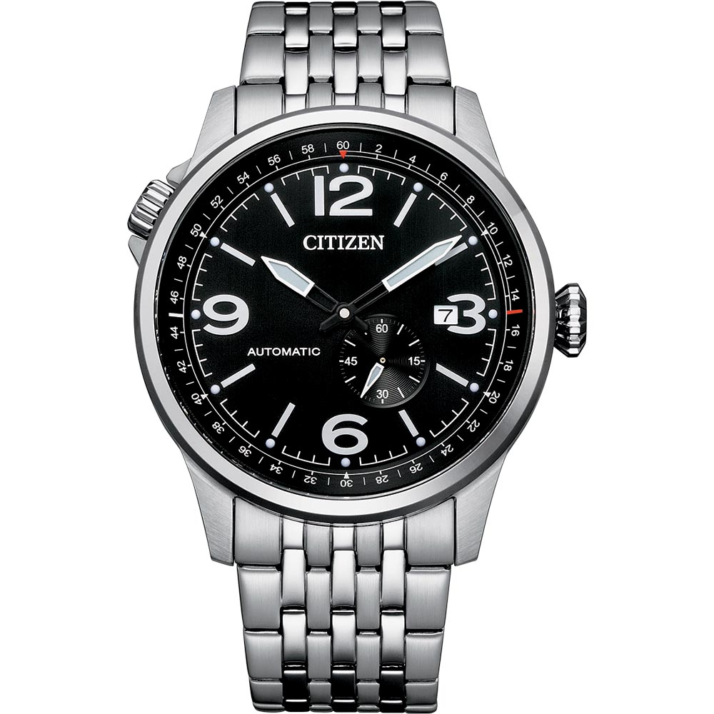 Citizen NJ0140-84E Automatic Stainless Steel Mens Watch