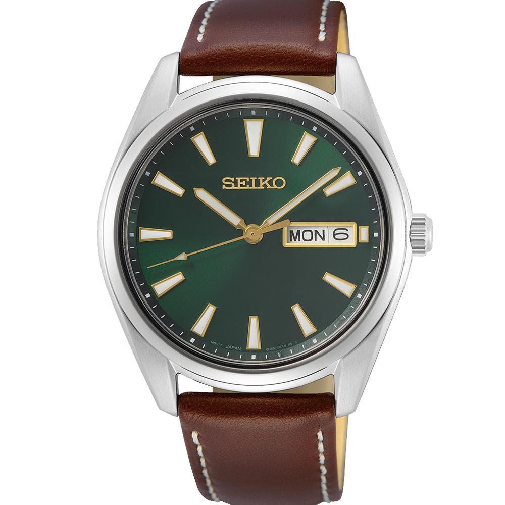 Seiko SUR449P Mens Watch