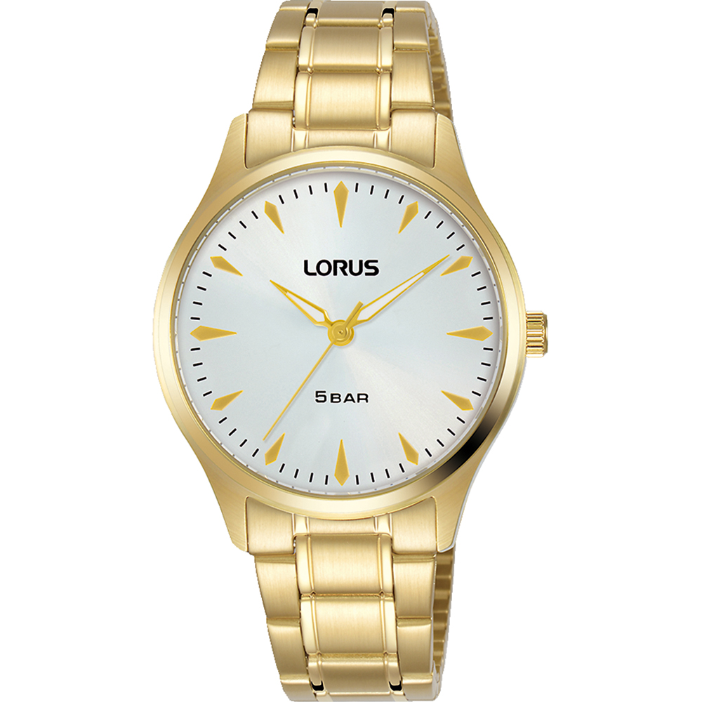 Lorus RG274RX-9 Gold Tone Womens Watch