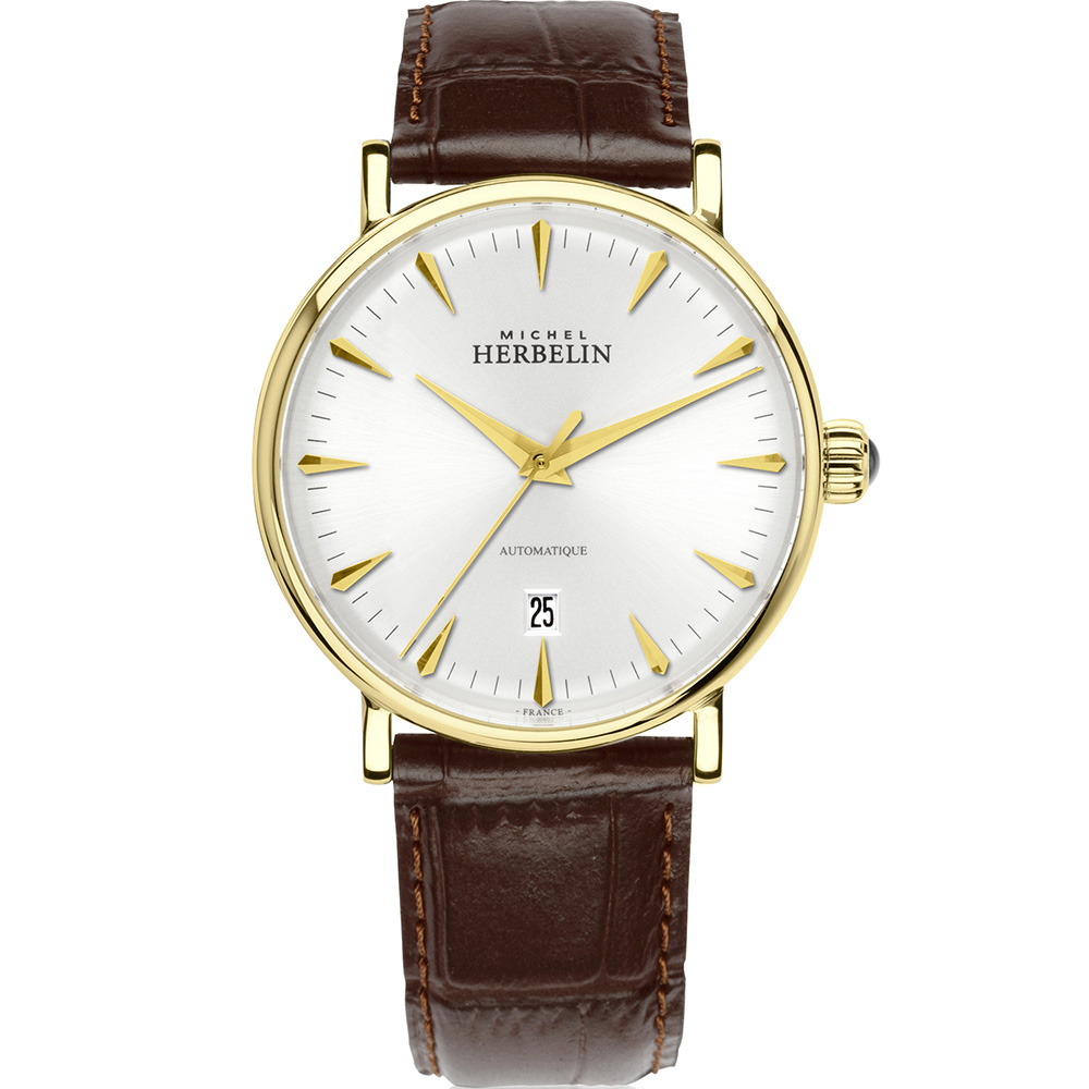Michel Herbelin 1647/P11MA Inspiration Automatic Mens Watch