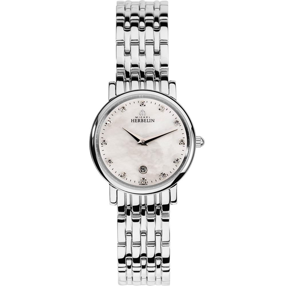 Michel Herbelin 16945/B59 Classiques Womens Watch