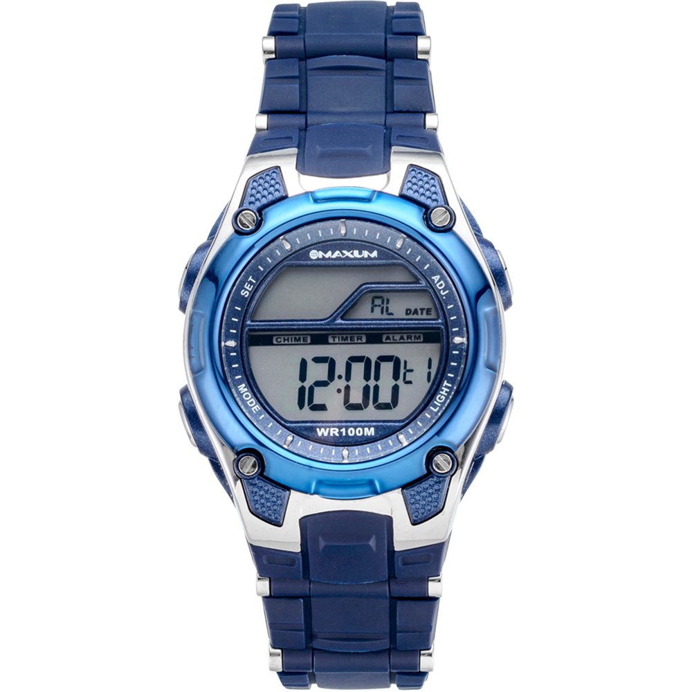 Maxum Swing X9101L2 Blue and Silver Watch