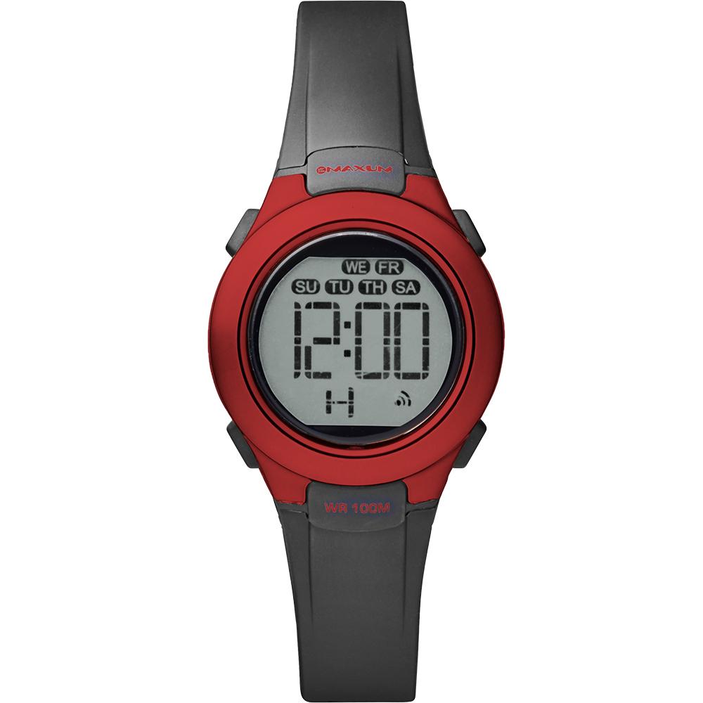 Maxum Minimax Mark 2 X2007L2 Red and Black Watch