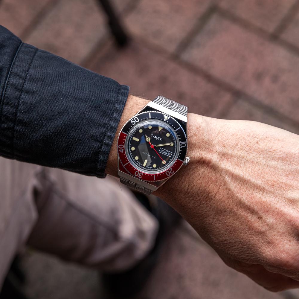 Timex M79 Automatic TW2U83400 Mens Watch